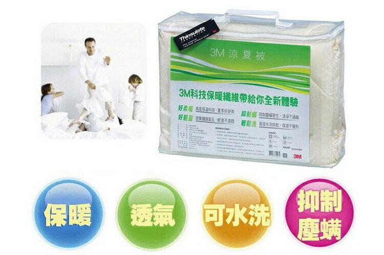 3M 標準雙人 涼夏被 Z120 新絲舒眠 可水洗 棉被/涼透被/兩用被/涼被/被子