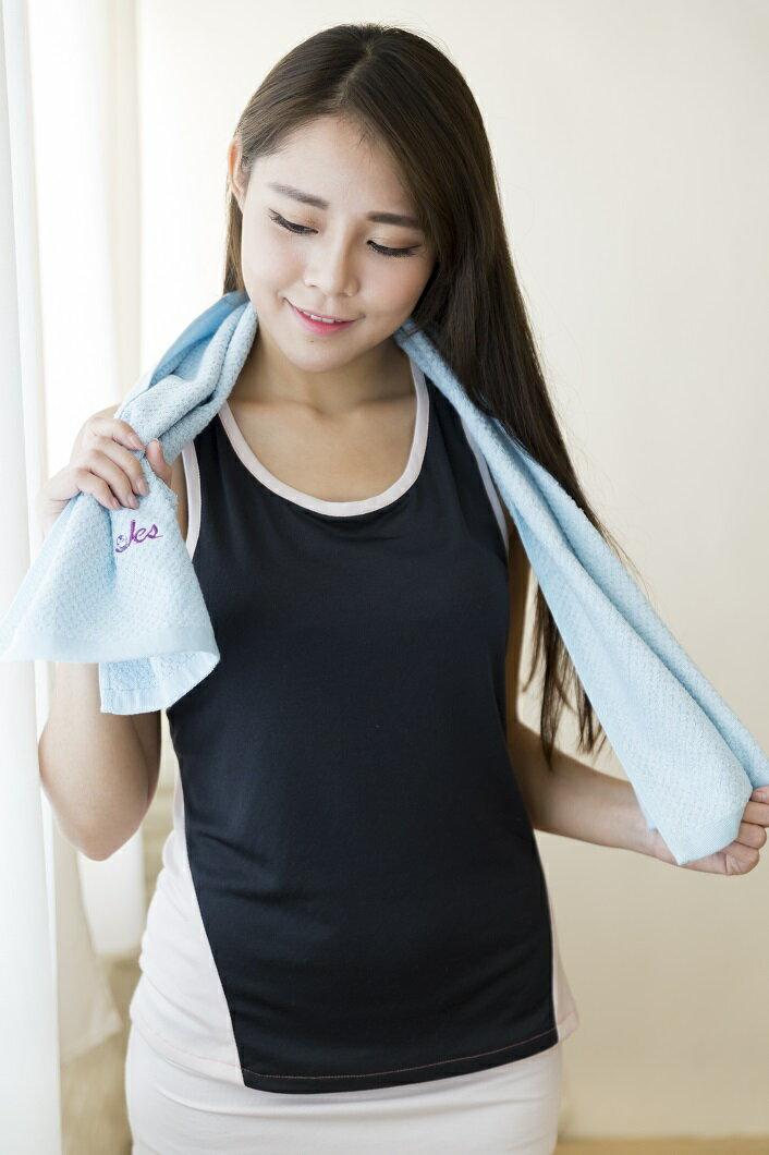 傑適達Jesda 甲殼素抗菌毛巾 防臭抗霉 吸濕柔軟 抗敏親膚(75cm x 33cm) 2