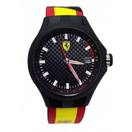 FERRARI 急速奔馳時尚腕錶/0830130