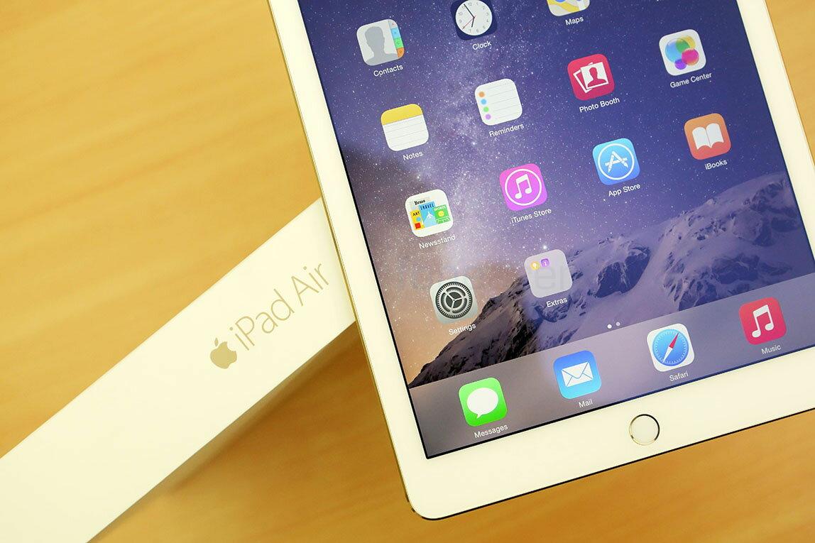 『嚴選品質』Apple IPAD AIR 9.7吋(福利機) 無刮痕 贈送皮套 空機直購價