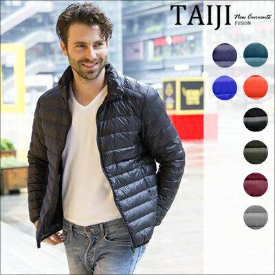 情侶款羽絨外套‧純色輕量易收納90^%高含量羽絨外套‧八色‧加大 ~NTJBLXM2510