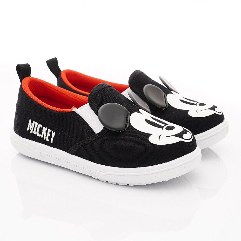 迪士尼童鞋 米奇休閒鞋款 119833黑 (中小童段) 2