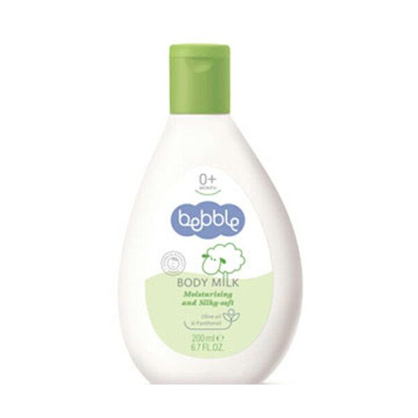 好好購:【Bebble貝朵】橄欖滋養身體乳(200ml)