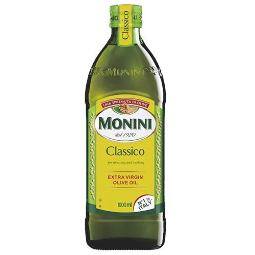 MONINI經典特級初榨冷壓橄欖油1L【愛買】