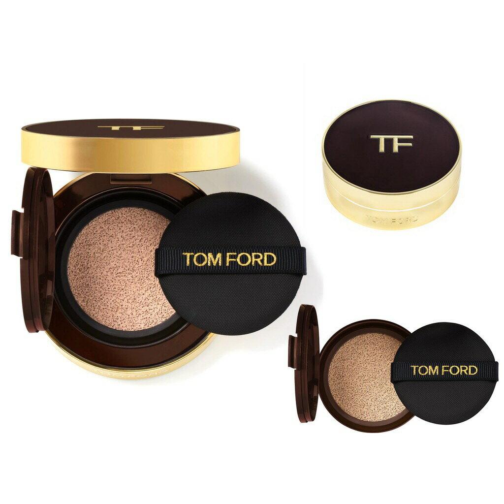 Tom Ford 絲緞霧面氣墊粉餅《小乖小舖》