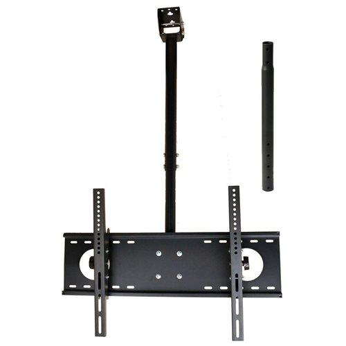 "VideoSecu Tilt Ceiling TV Mount Bracket for 40 42 43 46 47 48 50 51 55 60 65"" LCD LED Plasma 1UO 0"
