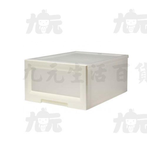 【九元生活百貨】聯府LF-0052抽屜整理箱(視窗)置物收納LF0052