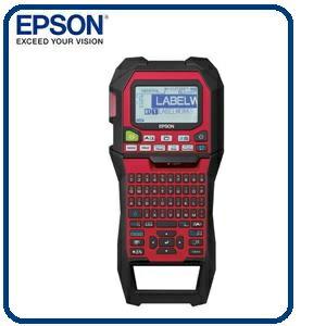 EPSONLW-Z900標籤印表機軍規等級防摔機身