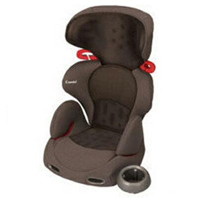 【悅兒樂婦幼用品?】Combi 康貝Buon Junior Air 成長型汽車安全座椅-網眼棕