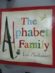 【書寶二手書T6/少年童書_YHY】The Alphabet Family_Eva Montanari
