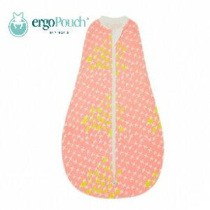 澳洲【ergoCocoon】 有機棉二合一舒眠包巾-蜜桃粉(0.2TOG 夏季專用) - 限時優惠好康折扣