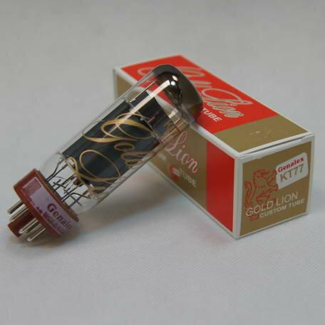 <br/><br/>  KT77 GOLD LION 金獅管 (HitOn Audio:Genalex Gold Lion、Mulard、TELEFUNKEN、WE、Tesla、SIEMENS、JJ、SOVTEK.、Electro-Harmonix...請參考)<br/><br/>