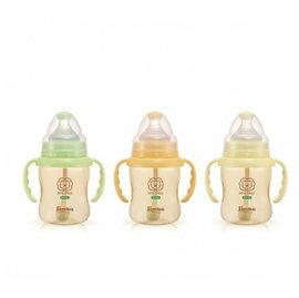 Simba小獅王辛巴 - PPSU自動把手寬口葫蘆小奶瓶 200ml (一支) 【好窩生活節】