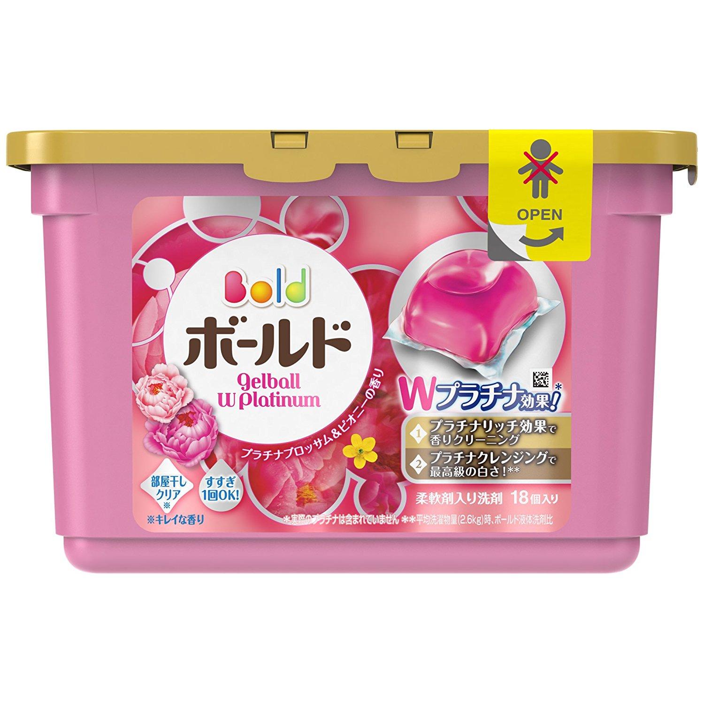 X射線~C710107~美國P  G部屋 濃縮洗衣球~粉紅花香 18入 ,洗衣香氛  衣物