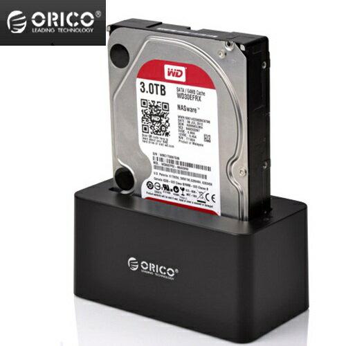 "ORICO SATA外接硬碟座 6619US3 USB3.0 2.5""/3.5"""