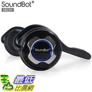 [7美國直購] 耳機 SoundBot SB220 Bluetooth Noise-Reduction Stereo Headphone for Music Stream HandsFree _a216