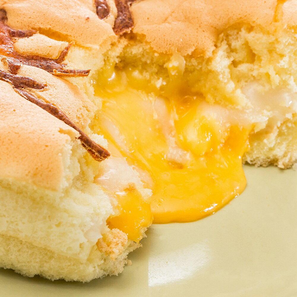 『山田村一』重焙嫩蛋糕$399/兩入(口味任選:原味/巧克力/草莓/芋泥)