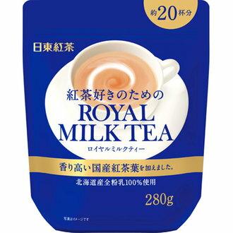 《Chara 微百貨》 日本 日東 紅茶 皇家奶茶 奶茶 經典 北海道 乳粉 1