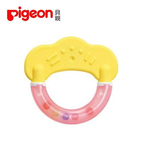 Pigeon 貝親 玩具牙齒咬環(多款可選)【甜蜜家族】