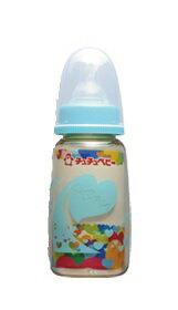 『121婦嬰用品館』啾啾 PPSU藍色愛心奶瓶150ml - 限時優惠好康折扣