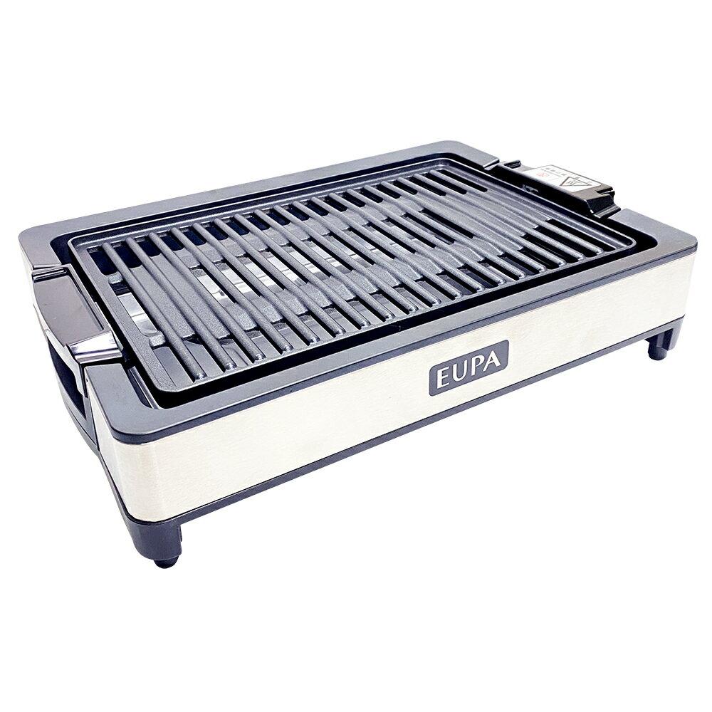 【優柏EUPA】電熱式燒烤盤/電烤盤/鐵板燒TSK-2320
