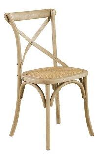 【石川家居】YE-A476-09西里爾白橡木餐椅(單張)(不含餐桌及其他商品)台北到高雄搭配車趟免運