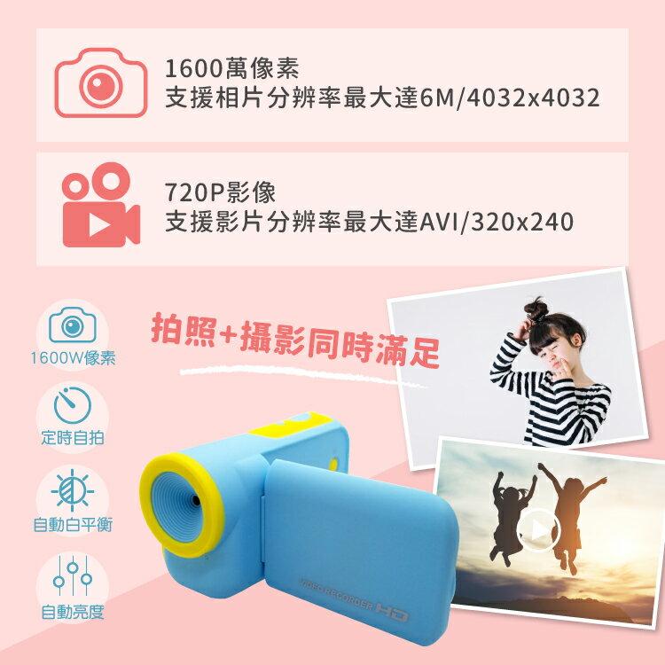 【兒童攝影培訓!馬卡龍攝影相機】迷你兒童相機 兒童照相機 迷你相機 玩具相機 數位相機 兒童玩具 兒童禮物 玩具 兒童 5