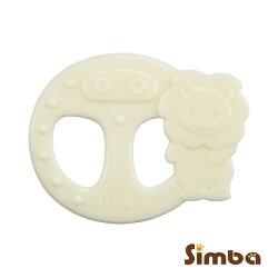【小獅王辛巴】牛奶香矽膠固齒器(辛巴)