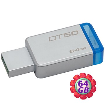 Kingston 金士頓 64GB 64G【DT50】Data Traveler 50 DT50 USB 3.1 原廠保固 隨身碟