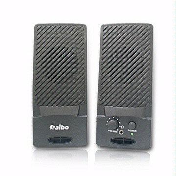 aibo ECHO 恛響系列 二件式 2.0 聲道 喇叭 S227 LA-227