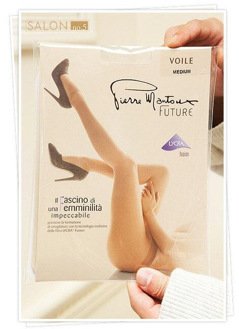 義大利Pierre Mantoux 窈窕10Den絲襪 高級Lycra Fusion材質