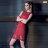{ 7折 }  義大利Pierre Mantoux優雅無袖蕾絲紅寶石亮片領連衣裙精致蕾絲下擺 晚禮服洋裝 歐洲精品 0