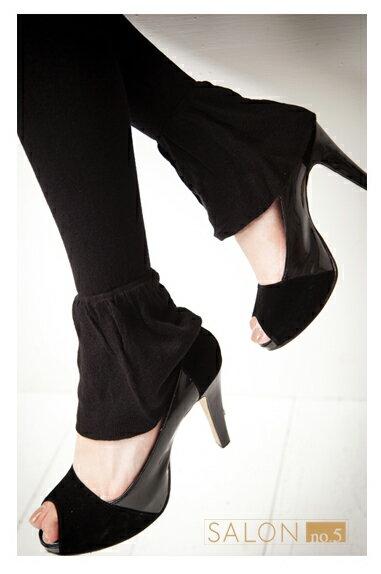 Pierre Mantoux 時尚背線性感大腿襪