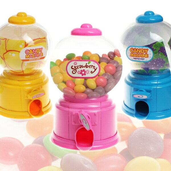 可愛 熱賣 迷你糖果機 創意迷你糖果罐 儲錢罐 雷根糖 哈利波特糖 玩具過家家酒【塔克】