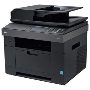 Refurbished Dell 2355DN Multifunction Printer - Monochrome - 35 ppm Mono - 1200 dpi - Printer, Copier, Scanner, Fax - Fast Ethernet - USB: Yes 1