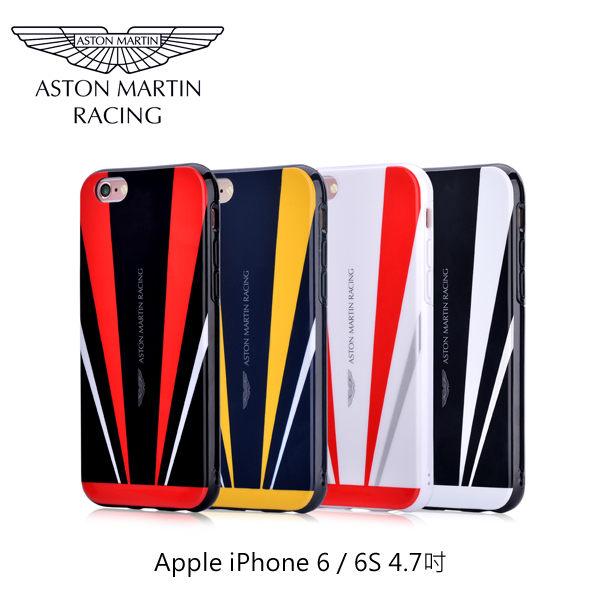 愛瘋潮工作室 【愛瘋潮】99免運 英國原廠授權 Aston Martin Racing iPhone 6 /  6S 手機殼 -  騎士系列
