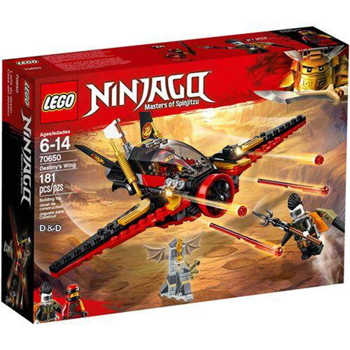 樂高LEGO 70650  NINJAGO 旋風忍者系列 - 忍者終極使命之翼 - 限時優惠好康折扣