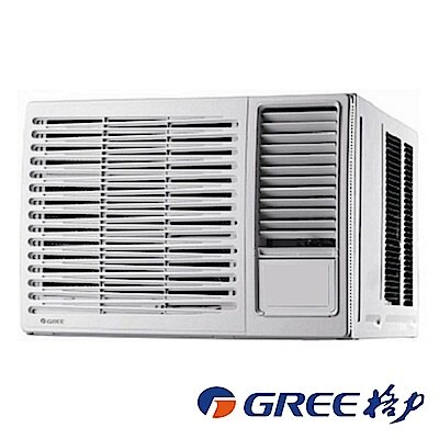 #來電優價#GREE 格力 4-6坪 定頻 右吹 窗型冷氣 舒眠 可定時 斷電記憶  GWF-28D