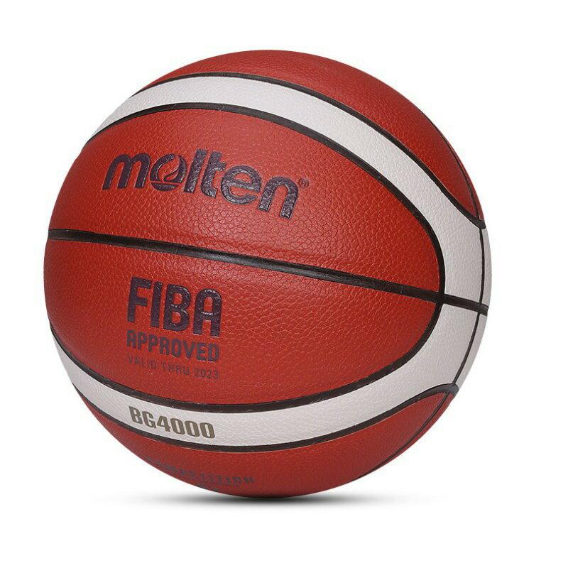 【滿額↘️再折$150】【毒】Molten FIBA UBA HBL 奧運 指定用球 室內 BG4000 ( B7G4000 原 GF7X) 合成皮7號籃球