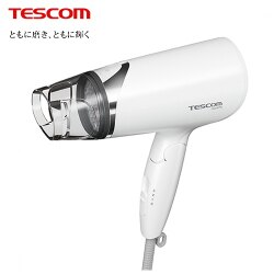 【TESCOM】大風量保濕負離子吹風機 TID292TW【三井3C】