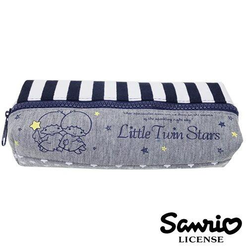 【 】雙子星 KIKILALA 雙層 筆袋 鉛筆盒 三麗鷗 Sanrio - 424794