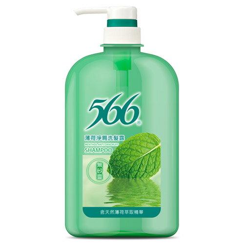 566 薄荷淨屑 洗髮露 800g
