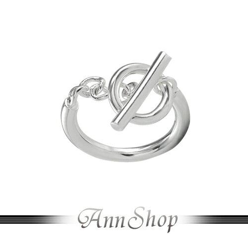 AnnShop小安的店銀飾精品:【925純銀‧長相緦戒指】情人禮物r92074