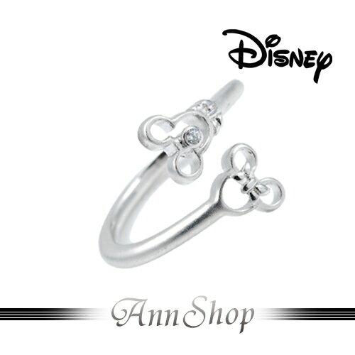 AnnShop小安的店【迪士尼‧雙影相隨米奇戒指】【限量預購】簍空Mickey可愛飾品S1MR355