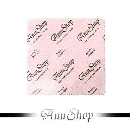 AnnShop【保養銀飾‧專用拭銀布-小】小安的店拭銀保養用品po4