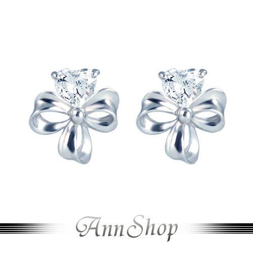 AnnShop【585K金•蝴蝶鈴鐺K金耳環】【一對】情人禮物JN70