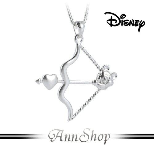 AnnShop小安的店【迪士尼‧愛神米奇項鍊】【限量預購】不變型弓箭Mickey卡通S1MP286