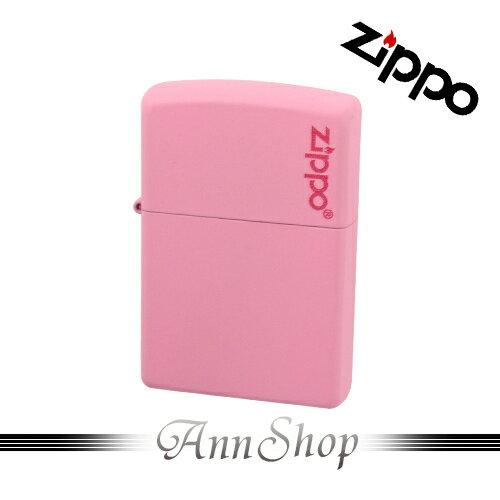 AnnShop【Zippo‧粉紅烤漆ZIPPO打火機】全球知名防風打火機‧情人禮物238ZL