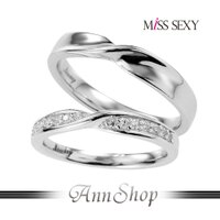 AnnShop【MiSS SEXY•美好記憶女戒•璀璨記憶男戒】【單個】情人禮品MG067-MG068 0
