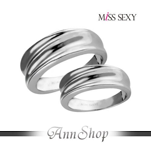 AnnShop【MiSSSEXY•美好的印記純銀戒指】【單個】情人禮品MG087-MG088